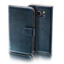Wallet Deluxe borsa nera per Samsung Galaxy S6 bordo PLUS G928 per custodia