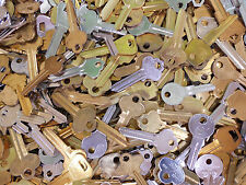 Large Lot of Misc Key Blanks  3+ lbs HOUSE COMMERCIAL CAR NEW OLD VINTAGE UNCUT