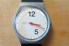 SWATCH LOGO SPECIAL FOR ABB EMPLOYEES ONLY GZ 308-1 NEVER SOLD NIB AND RARE