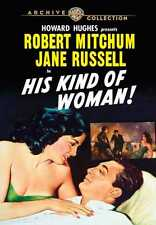 His Kind of Woman DVD Raymond Burr Jane Russell Vincent Tim Holt