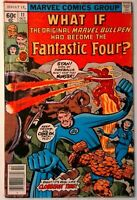 What If #11 Marvel 1978 VG Bronze Age Comic Book Fantastic Four 1st Print