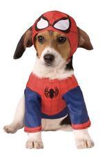 Marvel Spider Man Super Hero Comic Dog Puppy Pet Halloween Costume Large L