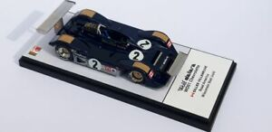 Gilles Villeneuve Wolf Dallara Road America