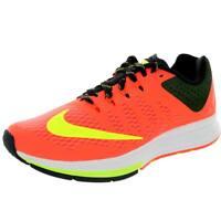 Nike Air Zoom Elite 7 Running Sneakers - Hyper Orange/Bright Crimson U.S. 9