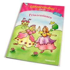 Glitzerzauber-Mandalas Bastel- & Kreativ-Bedarf für Kinder Prinzessinnen Malbuch für Mädchen ab 5 Jahre Buch 2019