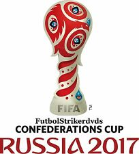 2017 Confederations Cup Semi-finals Germany vs Mexico on DVD