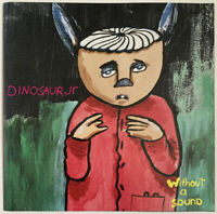 DINOSAUR JR WITHOUT A SOUND CD SIRE/REPRISE USA 1994 NEAR MINT
