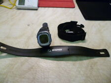 Sigma PC11 Heart Rate Monitor Sports Watch &  Chest Strap.