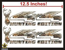 4x4 Decals, OAK TREE CAMOUFLAGE Set for Ford F150 Super Duty Deer Hunting CAMO