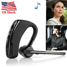 Bluetooth Headset Wireless Headphone Stereo Earpiece for iPhone X 8 7 6 5S Lg G5