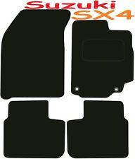 Suzuki Sx4 Tailored car mats ** Deluxe Quality ** 2014 2013 2012 2011 2010 2009