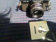 YASHICA FX-3  SLR Film Camera w/ Yashica 50mm  f:2Lens