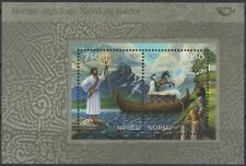 NORWAY Sc. 1401a Norse Mythology 2004 MNH souvenir sheet