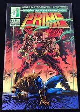 Ultraverse Prime # 4 Malibu Comics 1993