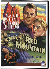 Red Mountain 1951 DVD - Alan Ladd, Lizabeth Scott, John Ireland