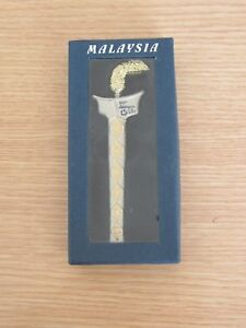 Vintage/ Old Letter Opener Malaysia Truly Asia