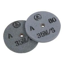 Pack of 2 Replacement grinding wheels for Bench Grinders 150mm - fine and coarse