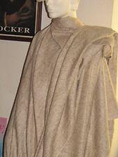 tissu bourrette de soie 100% naturelle en 123 cm de large au mètre
