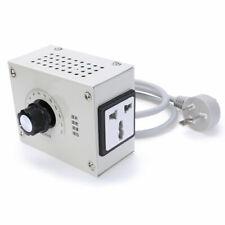 Infinitely Variable Switch Ac Motor Regulator Electronic Voltage 0 220v