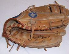 Spalding Jim Palmer Boy's Baseball Glove 12in. Right Hand Baltimore Orioles