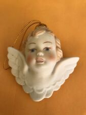 Handmade 1 Of A Kind Christmas Ornament Lady Made In Japan