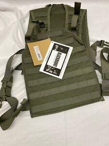 BlackHawk 37CL84RG Lightweight Plate Carrier Harness L/XL Ranger Green