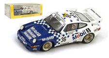 Spark SB008 Porsche RSR 3.8 Winner Spa 24hr 1993 - Jarier/Fittipaldi/Alzen 1/43