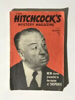 Alfred Hitchcock's Mystery Magazine  October 1972 Vol 17, No 10