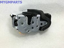 CHEVY CAMARO PASSENGER SIDE DOOR LATCH LOCK 2010-2015 NEW OEM GM  13579523