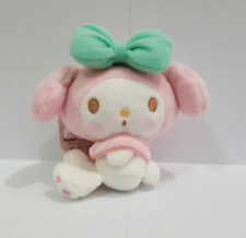 Small Doll Sanrio My Melody Toy Keychain Cartoon famous Plush Japan Lovely Anime