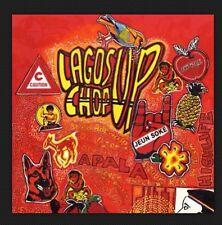 African Afro Funk Beat  - LAGOS Chop UP - 2 x LP Gatefold Fela Kuti Style
