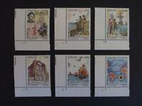 Italy #1906-11 Mint Never Hinged- I Combine Shipping (5DE8)