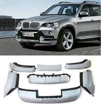 BMW X5 E70 BUMPER M SPOILER AERODYNAMIC PACKAGE PERFOMANCE AERO BODY KIT SPORT