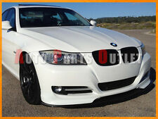 09-11 E90 LCI 323i 328i 335i 4Dr/5Dr BMW Front Bumper Splitter Lip - Pick Color