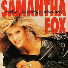Very Best by Samantha Fox (CD, May-1994, Disky/Woodford)