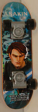 "2010 Anakin Skywalker #1 Skateboard 4"" Finger Board McDonalds Star Wars Clone"