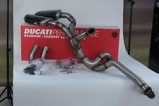 Kit Scarico completo By Termignoni per Ducati 1198/1198S/1198Sp Codice 96456409B