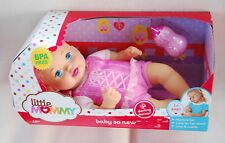 Fisher Price Little Mommy Baby So New *Nip* Darling Dancer Ballerina Doll Bottle