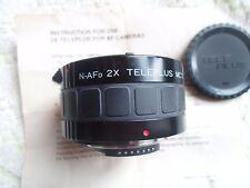 Teleplus N-AFD MC 7 2x DG AFD Téléconvertisseur-Nikon Fit voir les photos Kenko Styl