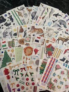 Creative Memories Scrapbooking Stickers 12.5 x 10 cm