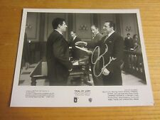 Armand Assante Actor Autographed/Signed 8X10 Photograph Trial By Jury