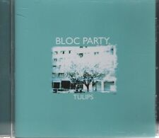 BLOC PARTY Tulips 2 TRACK CD  NEW - STILL SEALED
