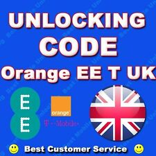 EE Orange T UK Nokia Lumia Unlock Code 510 530 635 625 735 800 830 900 930 1020