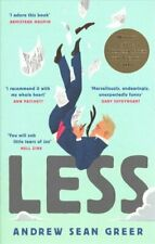Less Winner of the Pulitzer Prize for Fiction 2018 9780349143590   Brand New