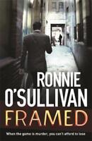Framed, O'Sullivan, Ronnie, New