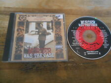 CD OST Soundtrack - Murder Was The Case (15 Song) DEATH ROW INTERSCOPE jc