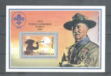 (866767) Music, Scouting, Baden Powell, Miscellaneous, Mongolia