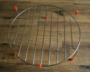 Microwave Grill Oven Turntable Wire Rack Shelf Stand 26cm
