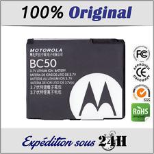 ★★Batterie Haute Qualité★★ Motorola Krzr K1 SLVR L6 L7 L2 L8 A1600 E290  - BC50
