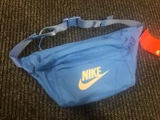 Nike Tech Hip Pack Bag Crossbody Travel Sports Gym Bag Blue BA5751 402